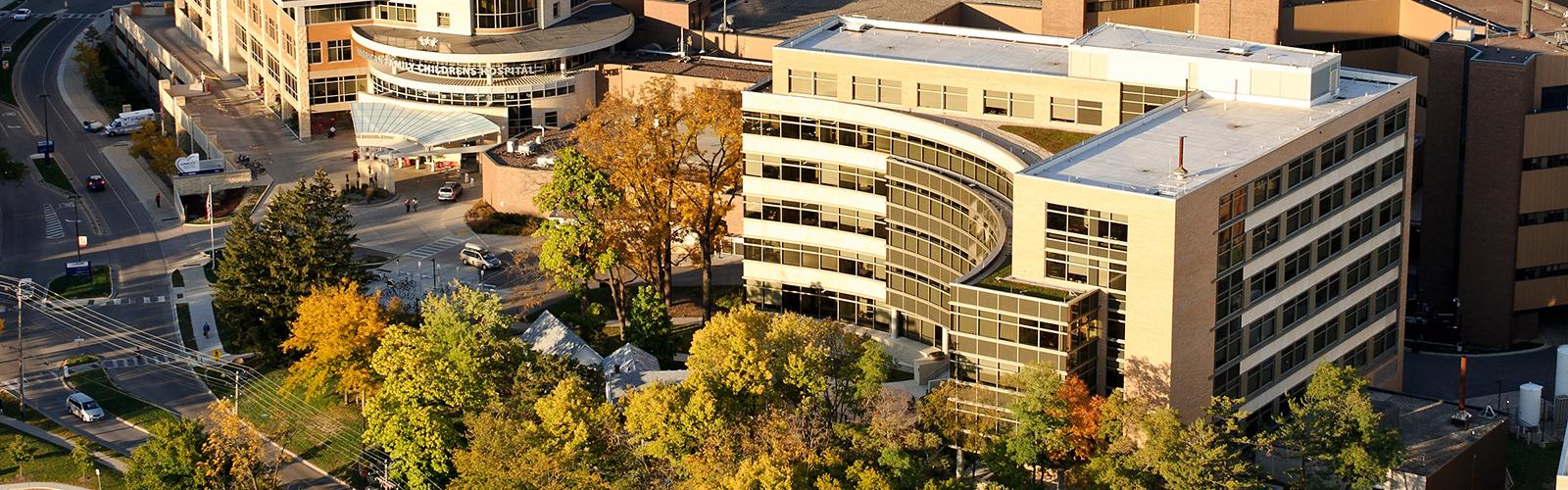UW Medical Foundation Centennial Building – Capital Planning ...